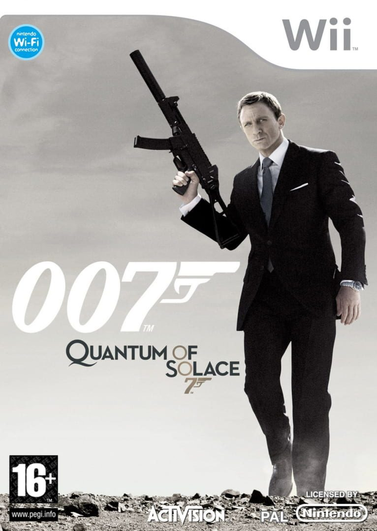 buy Quantum Of Solace cd key for all platform
