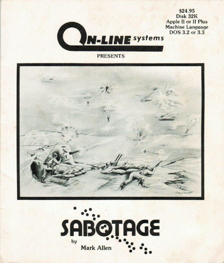 buy Sabotage cd key for all platform