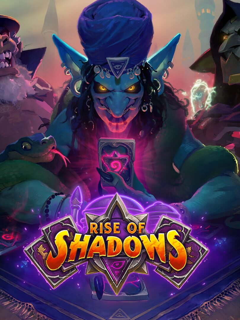 buy Hearthstone: Rise of Shadows cd key for all platform