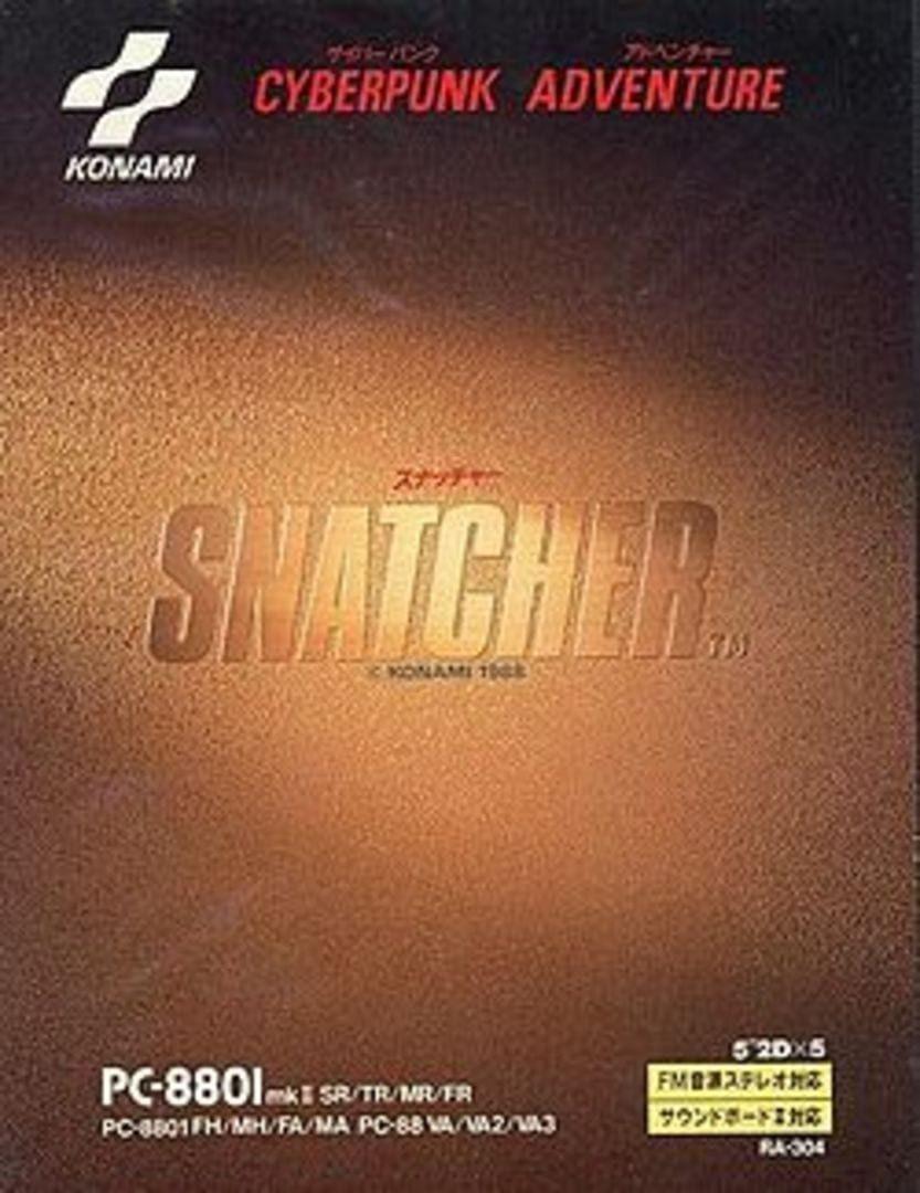 buy Snatcher cd key for all platform