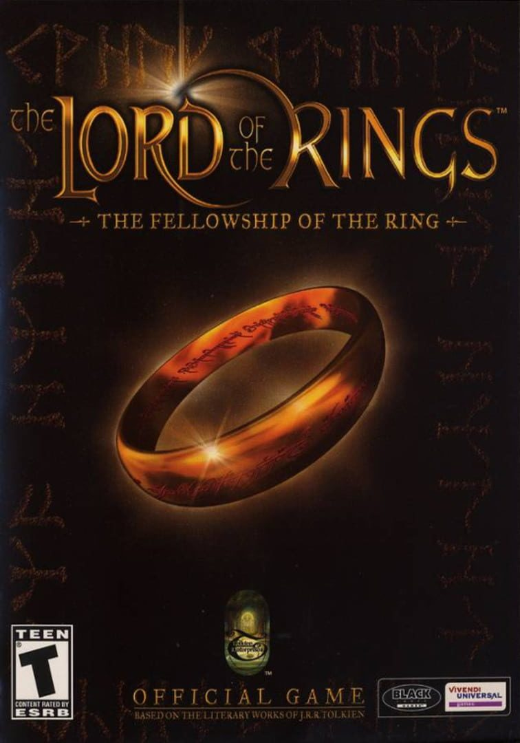 buy The Lord of the Rings: The Fellowship of the Ring cd key for pc platform