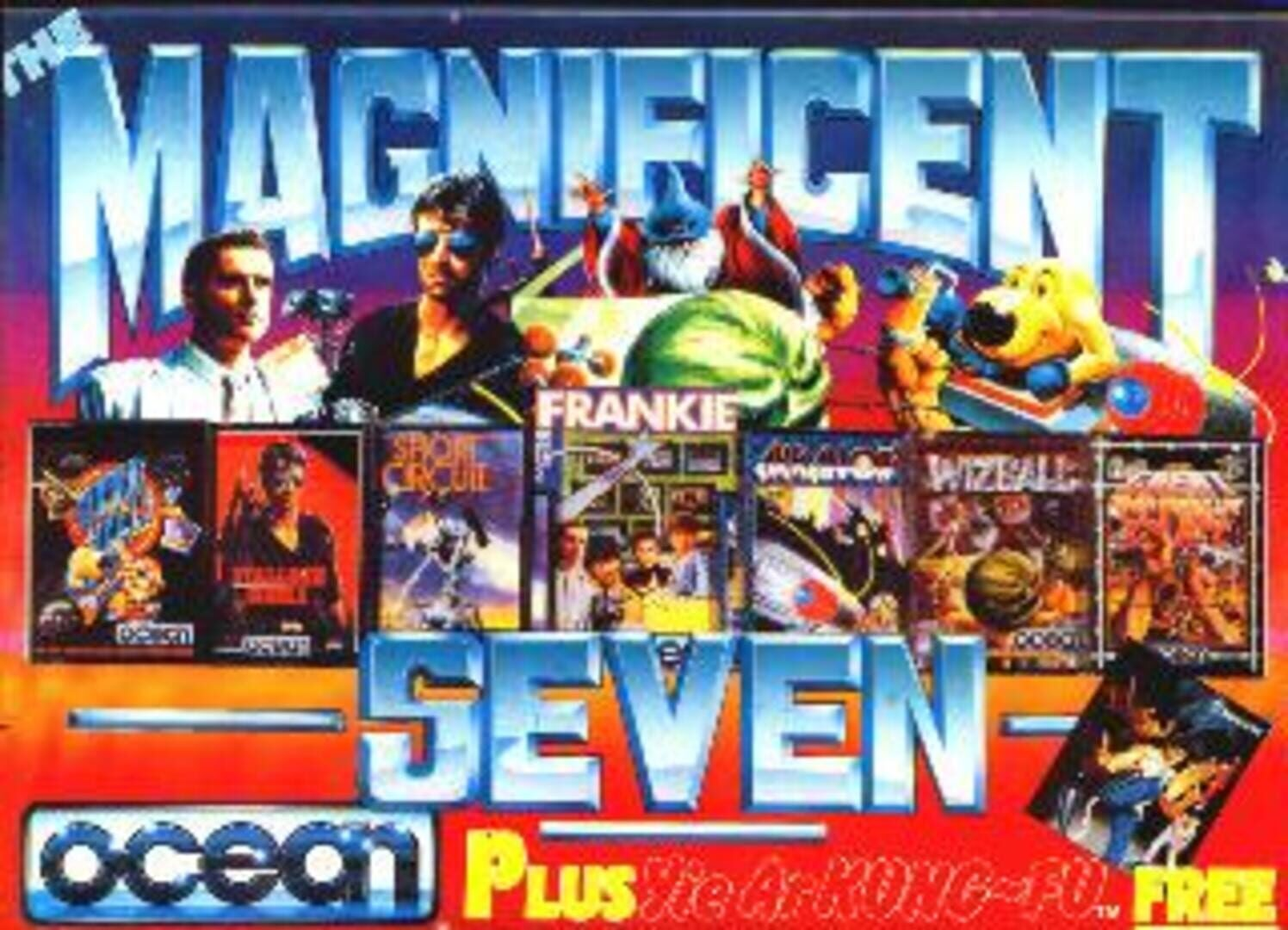 buy The Magnificent Seven cd key for all platform