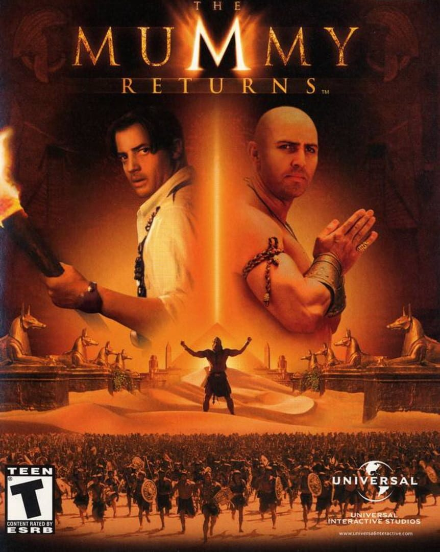 buy The Mummy Returns cd key for all platform
