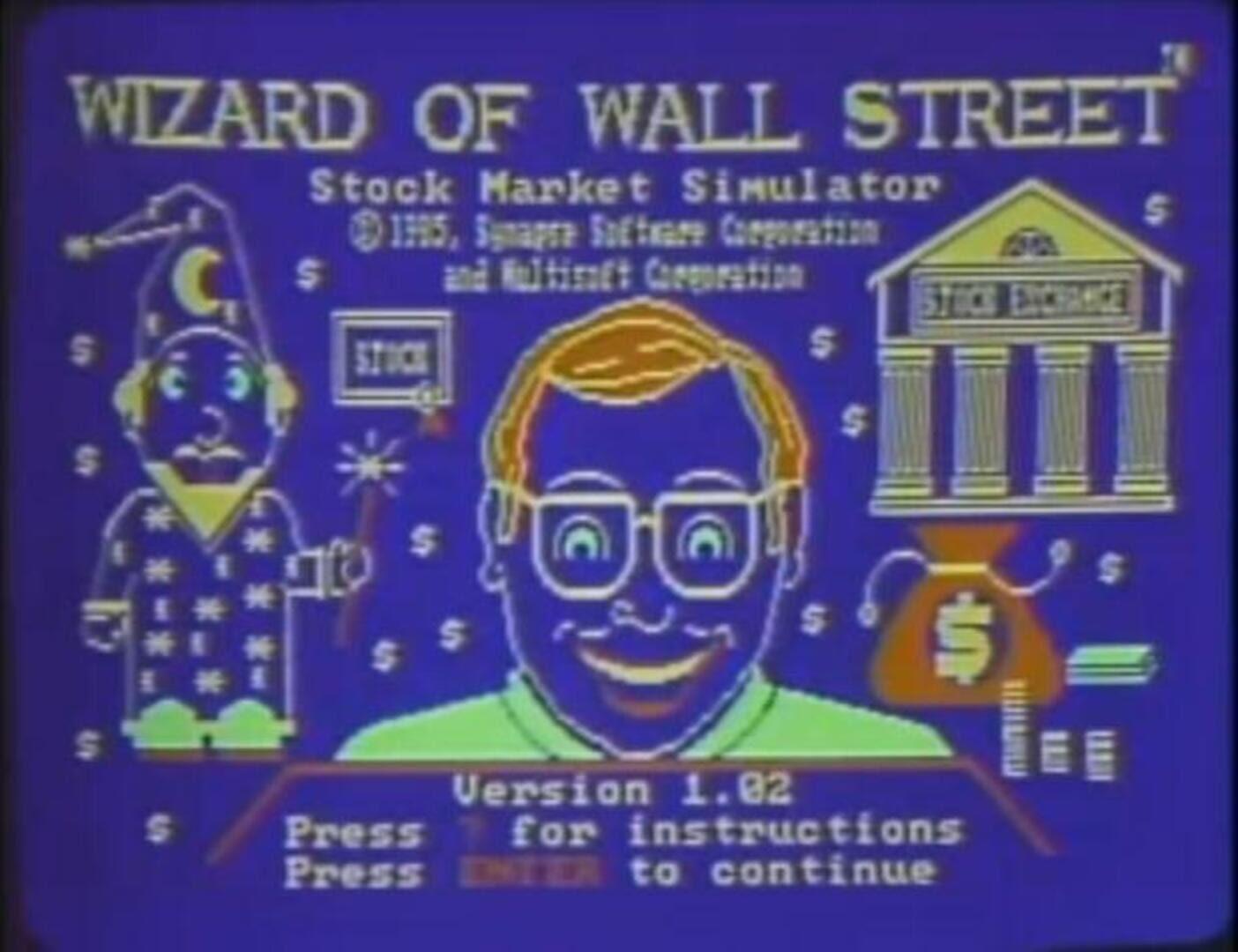 buy Wizard of Wall Street cd key for psn platform