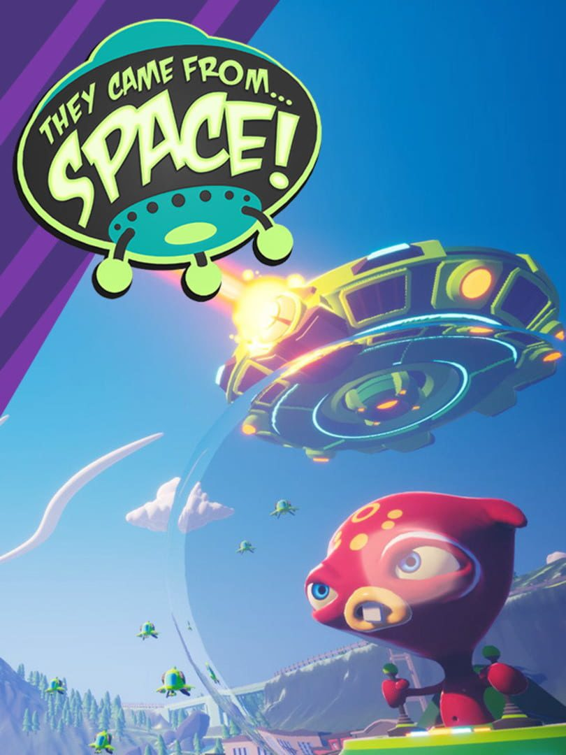buy They Came From Space cd key for all platform