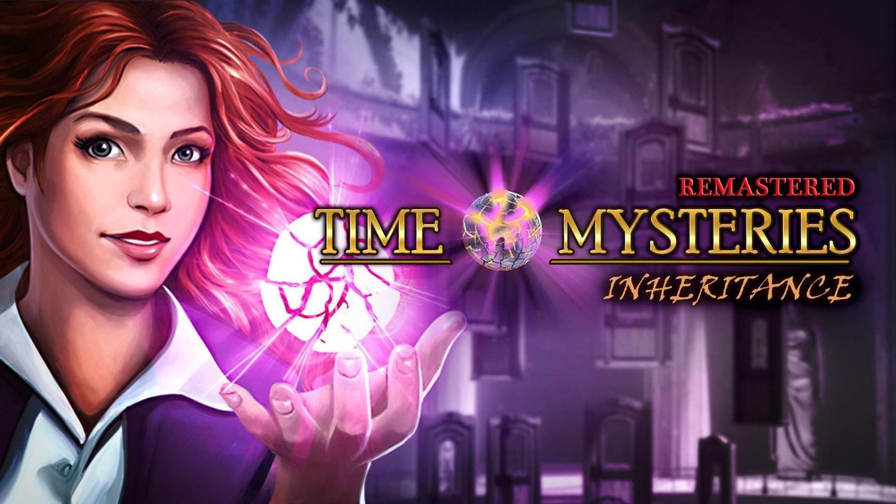 buy Time Mysteries: Inheritance - Remastered cd key for all platform