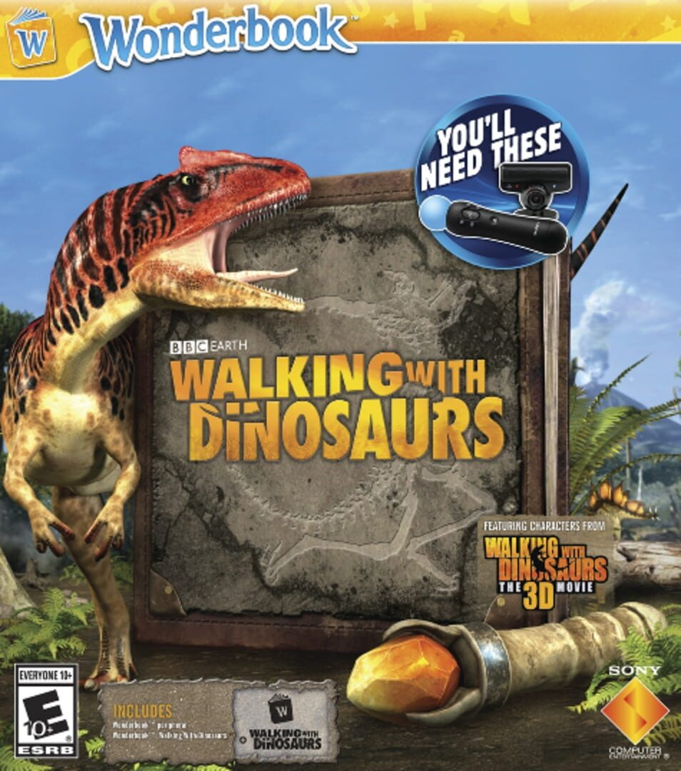 buy Walking With Dinosaurs cd key for all platform