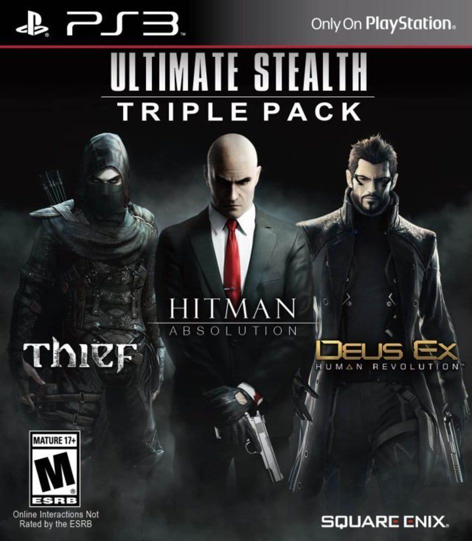 buy Ultimate Stealth Triple Pack cd key for all platform