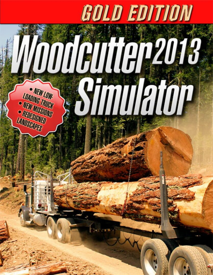 buy Woodcutter Simulator 2013 Gold Edition cd key for all platform