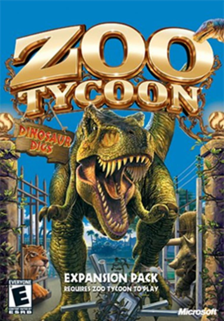 buy Zoo Tycoon: Dinosaur Digs cd key for all platform