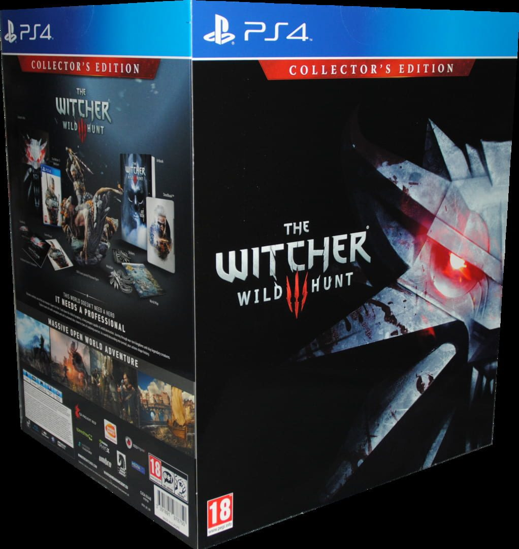 buy The Witcher 3: Wild Hunt Collector's Edition cd key for all platform