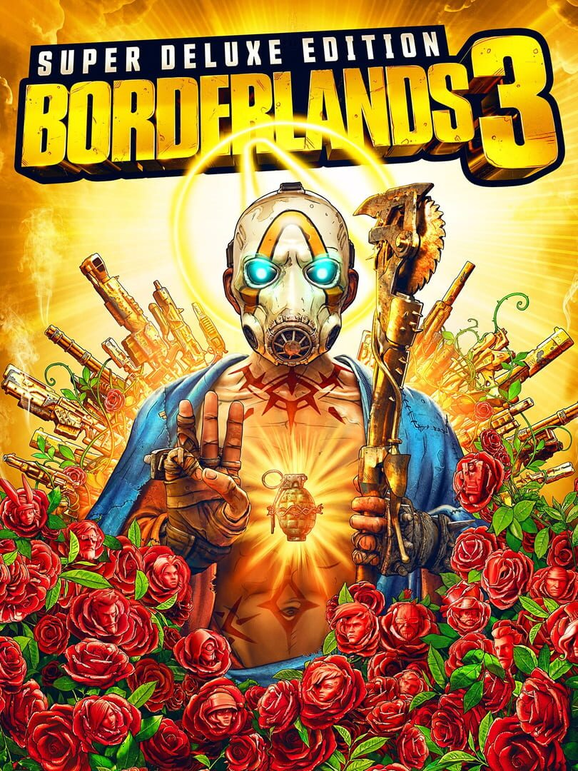 buy Borderlands 3: Super Deluxe Edition cd key for pc platform