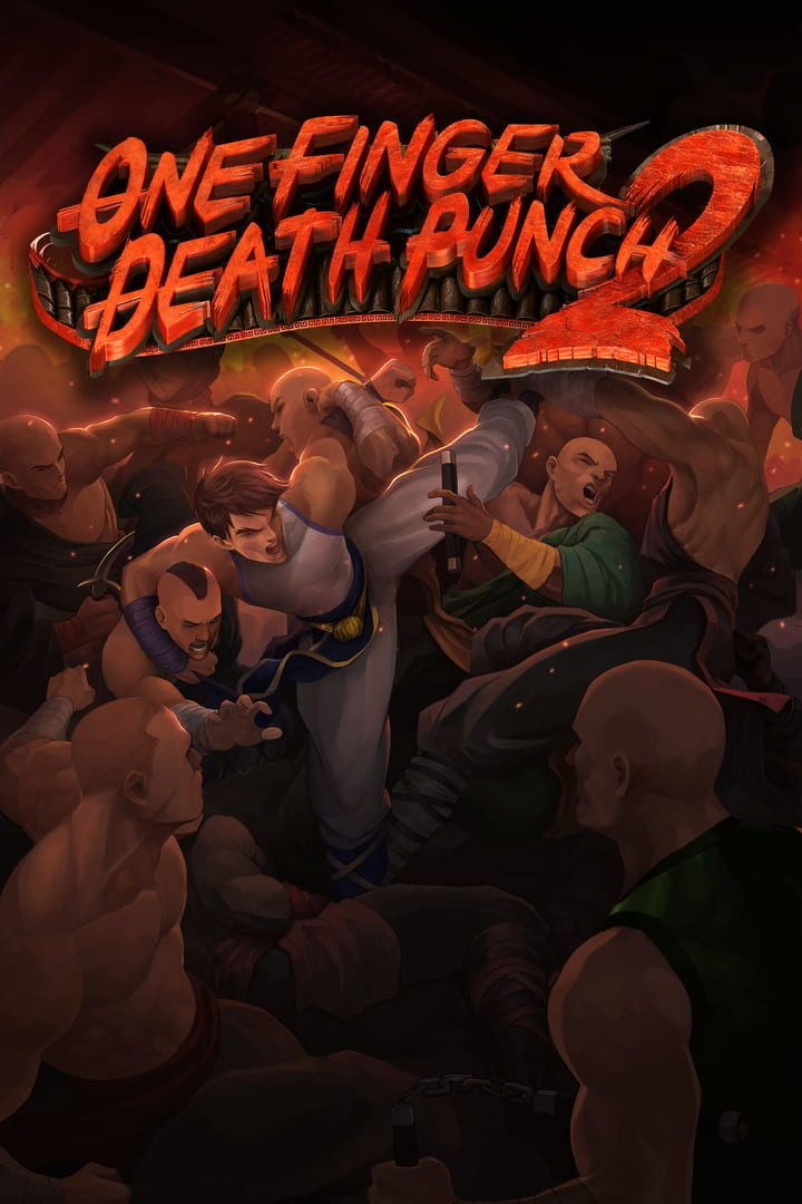 buy One Finger Death Punch 2 cd key for all platform