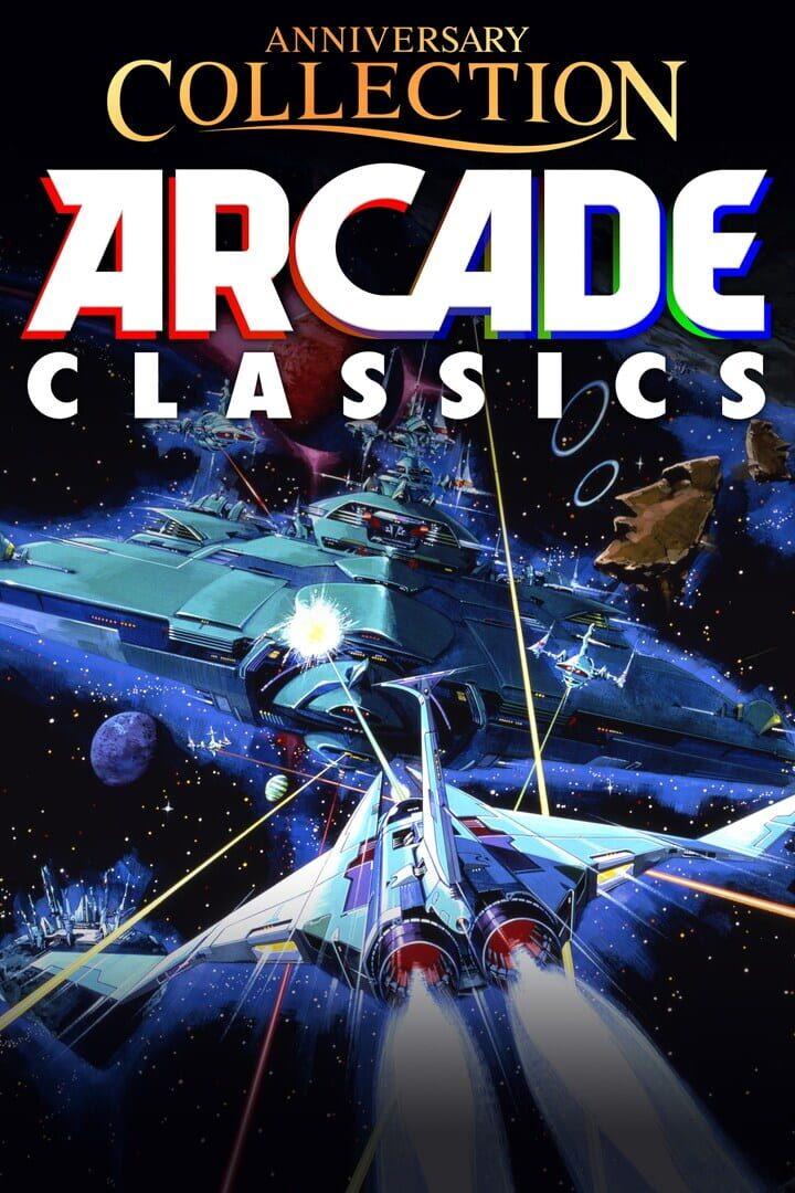 buy Arcade Classics Anniversary Collection cd key for all platform