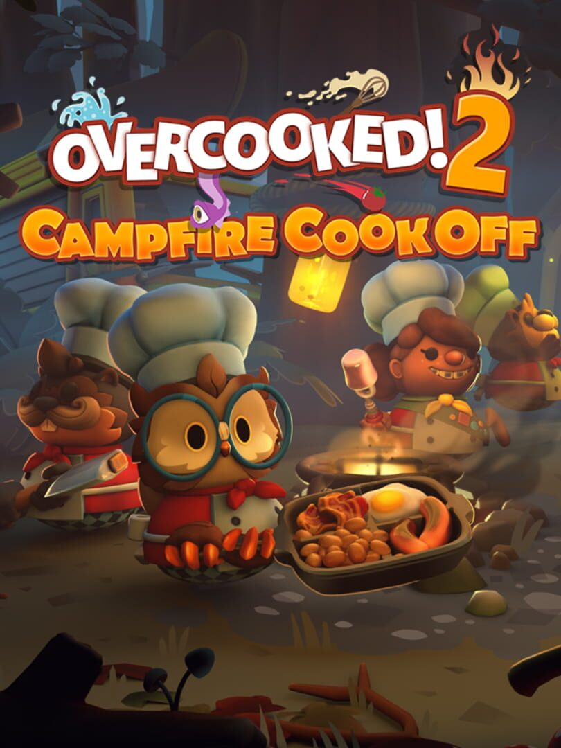 buy Overcooked! 2 - Campfire Cook Off cd key for all platform