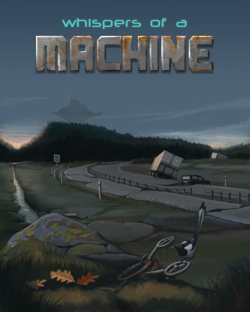 buy Whispers of a Machine cd key for all platform