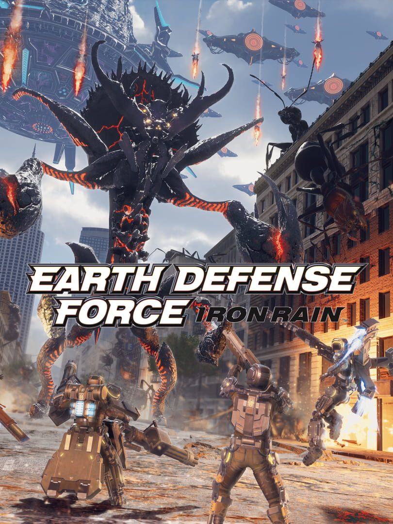 buy Earth Defense Force: Iron Rain cd key for all platform