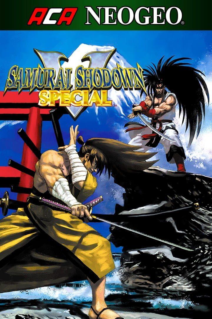 buy ACA NEOGEO SAMURAI SHODOWN V SPECIAL cd key for all platform
