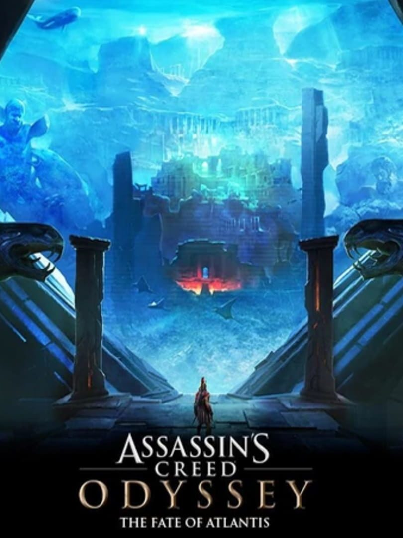 buy Assassin's Creed: Odyssey - The Fate of Atlantis cd key for psn platform