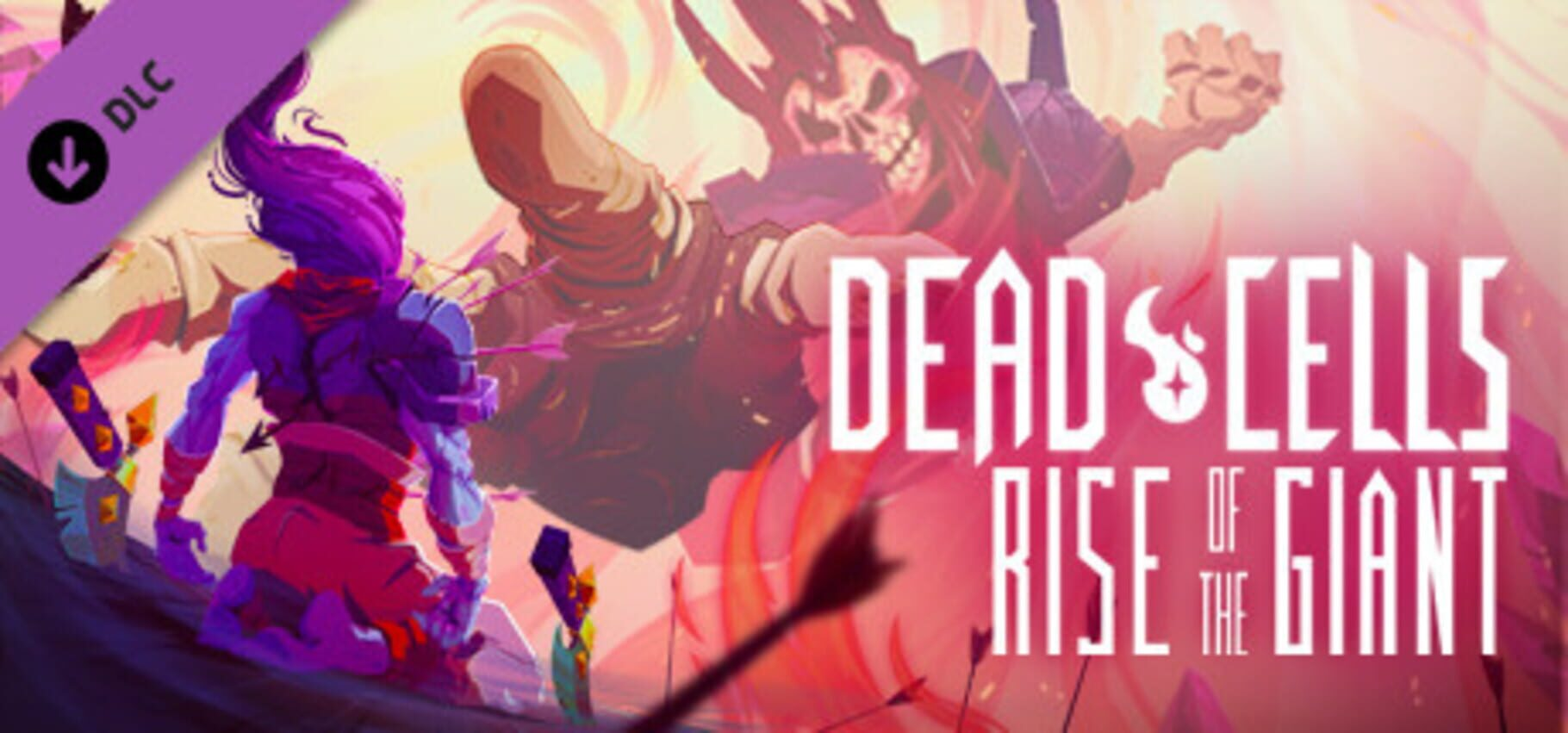 buy Dead Cells: Rise of the Giant cd key for all platform