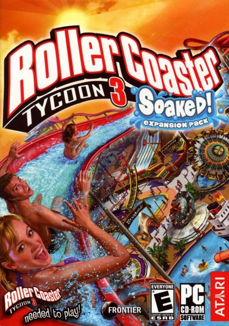 buy RollerCoaster Tycoon 3: Soaked! cd key for all platform