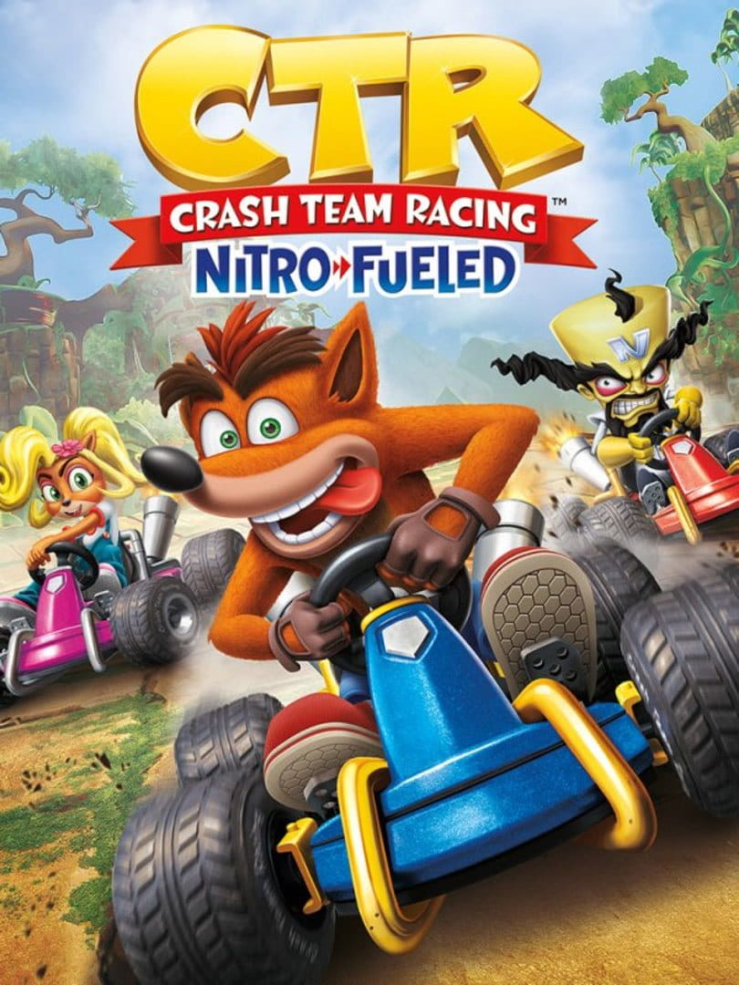 buy Crash Team Racing Nitro-Fueled cd key for all platform