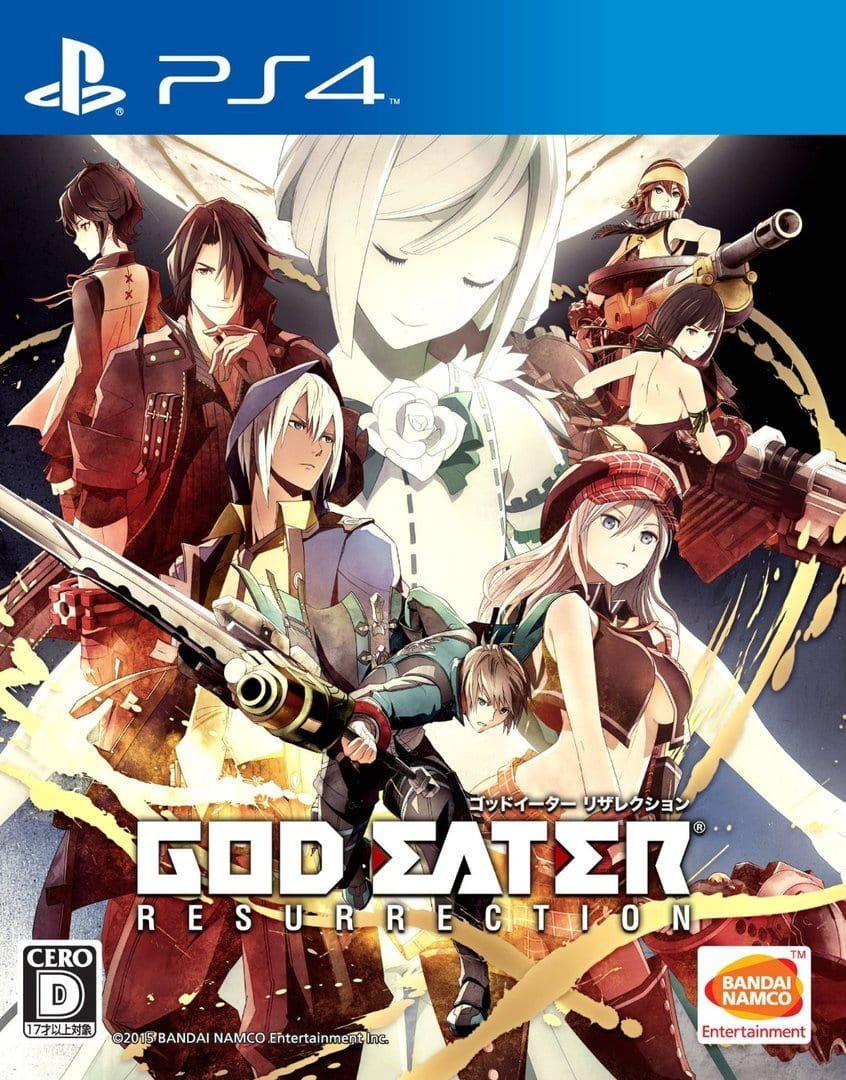 buy God Eater - Resurrection cd key for all platform