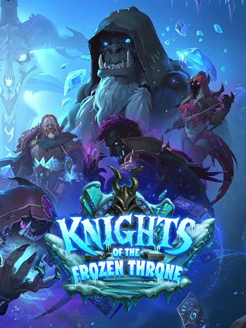 buy Hearthstone: Knights of the Frozen Throne cd key for all platform