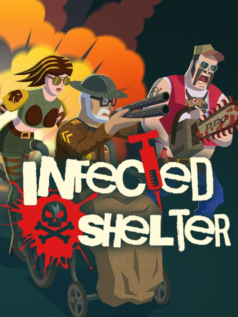 buy Infected Shelter cd key for all platform