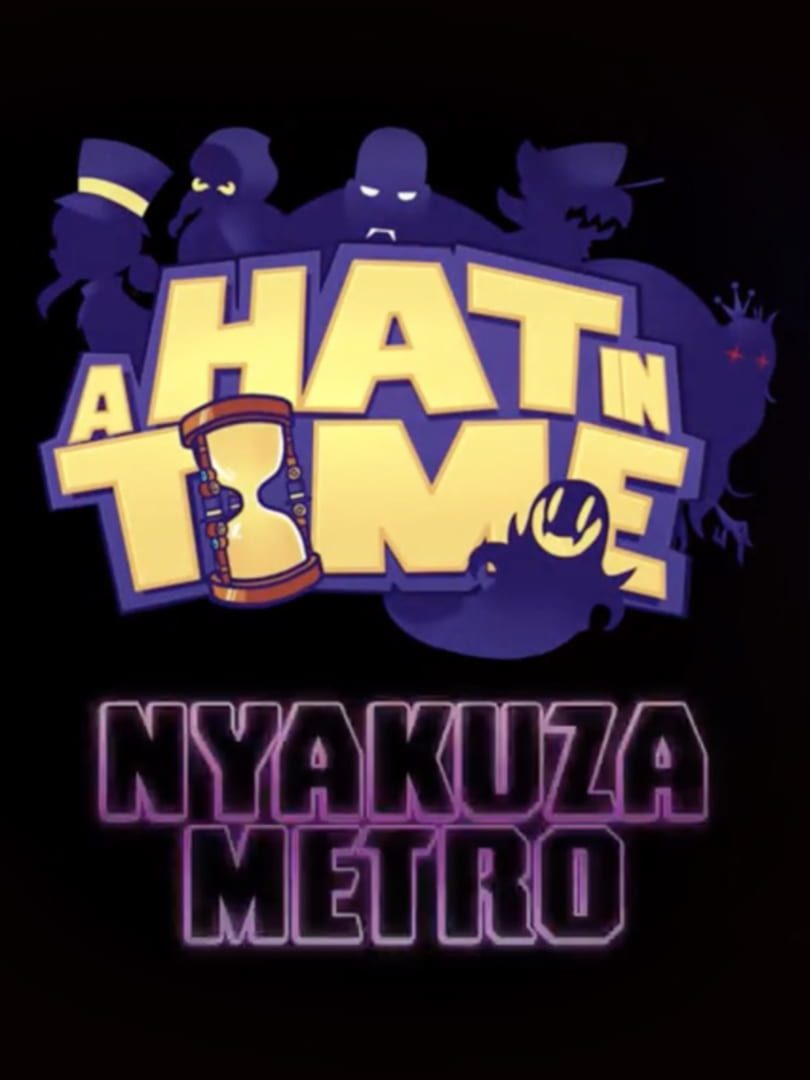 buy A Hat in Time - Nyakuza Metro cd key for all platform