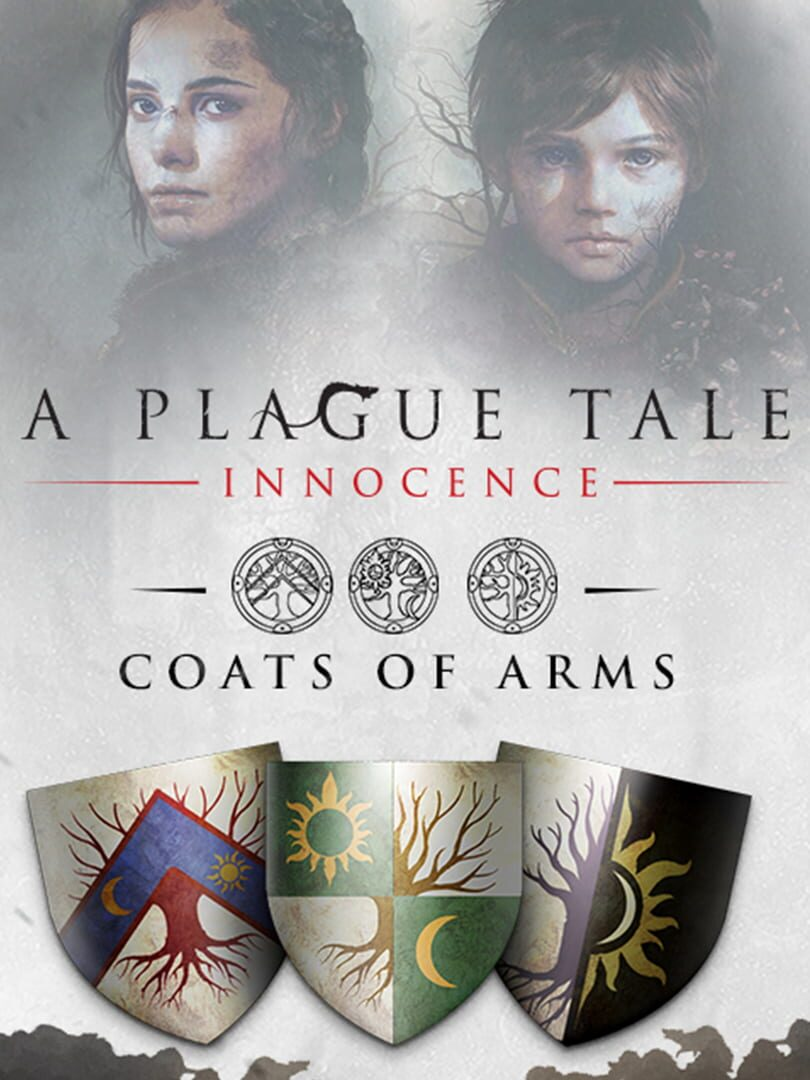 buy A Plague Tale: Innocence - Coats of Arms cd key for all platform
