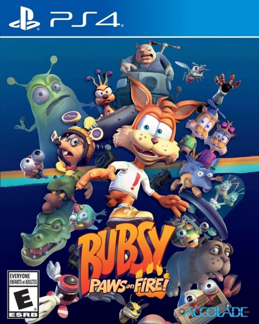 buy Bubsy: Paws on Fire! cd key for all platform