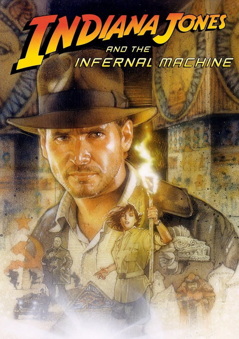 buy Indiana Jones and the Infernal Machine cd key for all platform