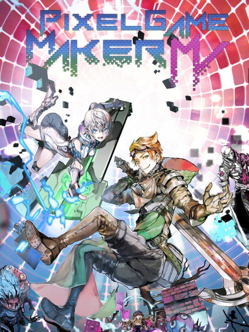 buy Pixel Game Maker MV cd key for xbox platform
