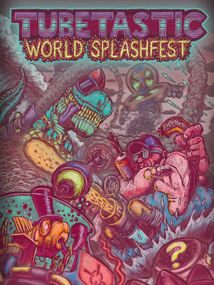 buy Tubetastic World Splashfest cd key for all platform