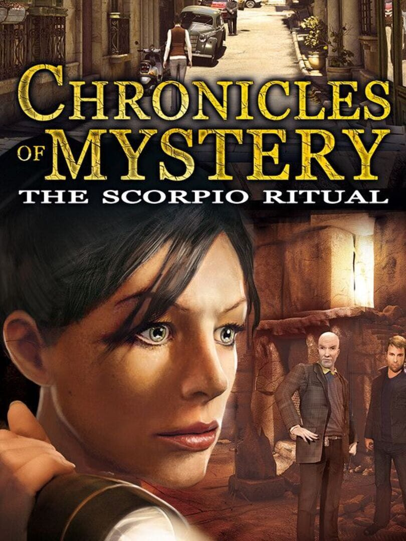 buy Chronicles of Mystery: Scorpio Ritual cd key for all platform