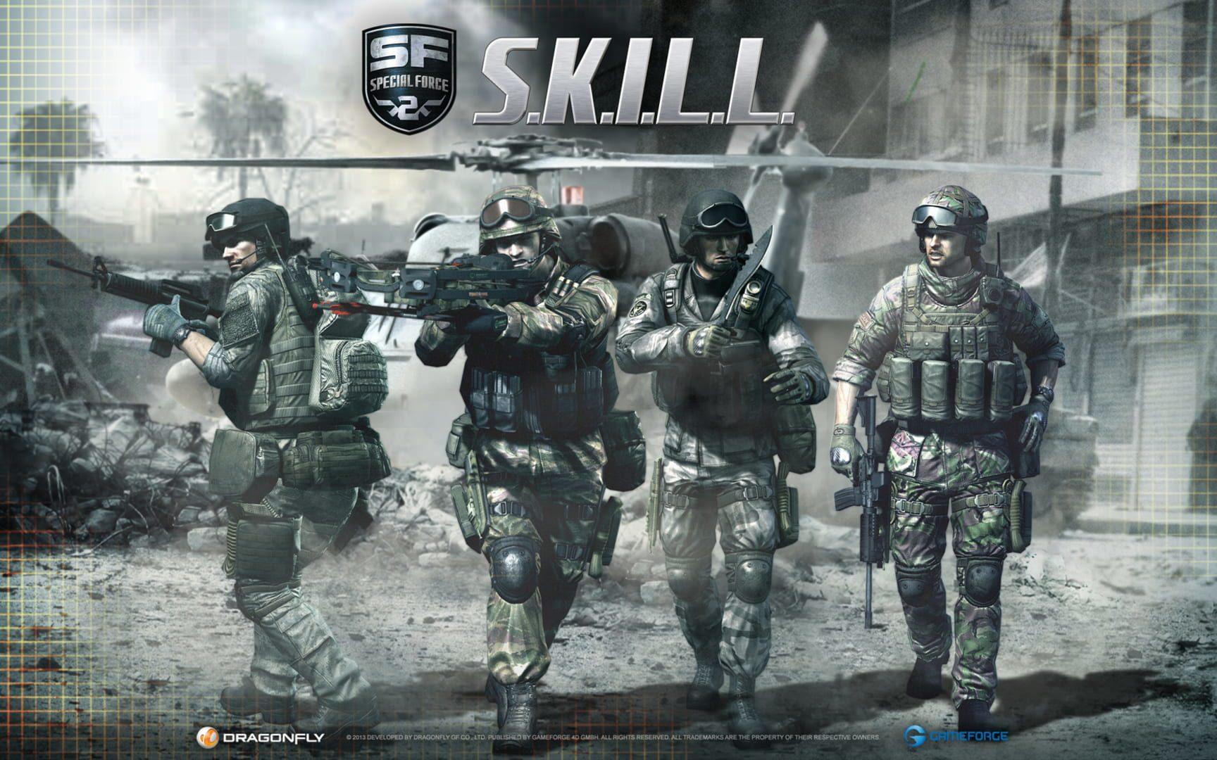 buy S.K.I.L.L. - Special Force 2 cd key for all platform