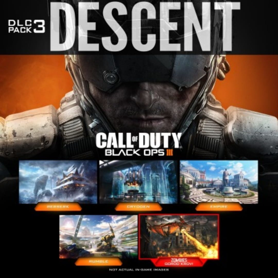 buy Call of Duty: Black Ops III - Descent cd key for all platform