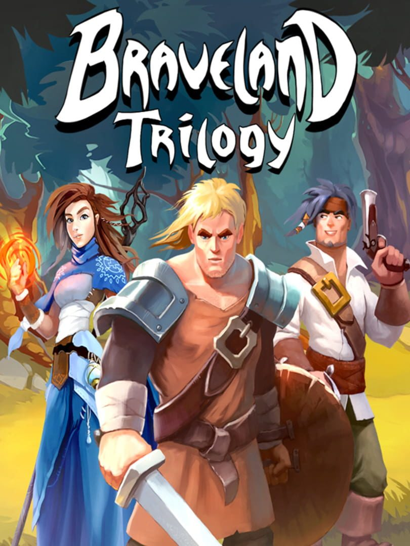 buy Braveland Trilogy cd key for all platform