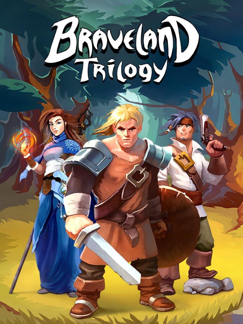 buy Braveland Trilogy cd key for psn platform
