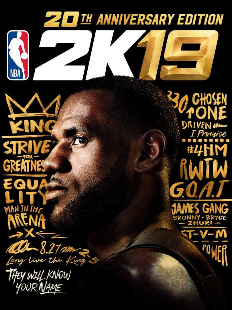 buy NBA 2K19: 20th Anniversary Edition cd key for all platform