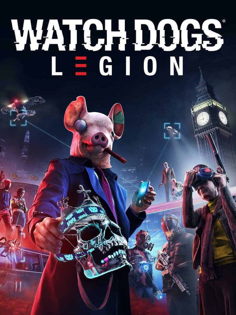 buy Watch Dogs Legion cd key for all platform