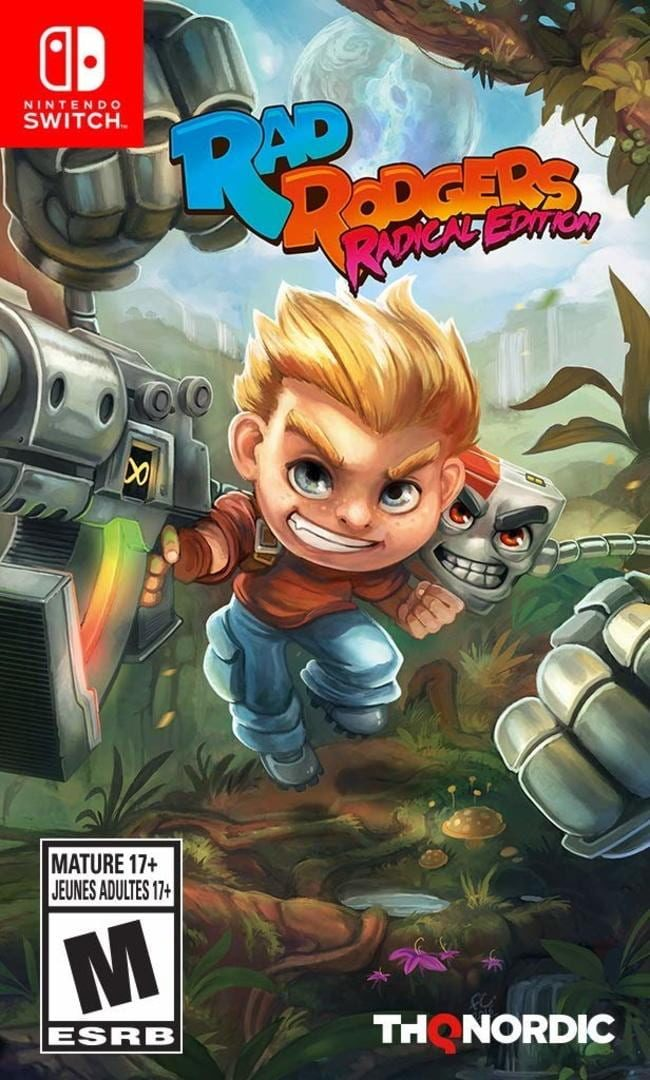 buy Rad Rodgers: Radical Edition cd key for all platform