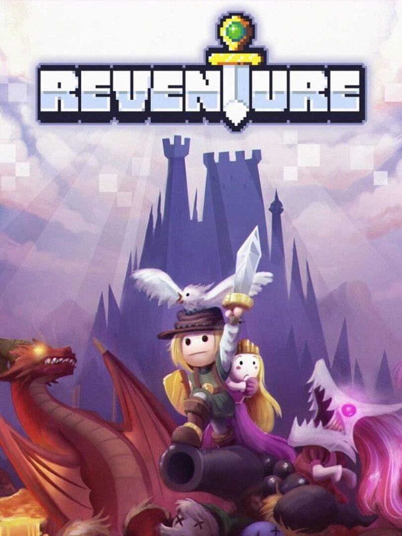 buy Reventure cd key for all platform