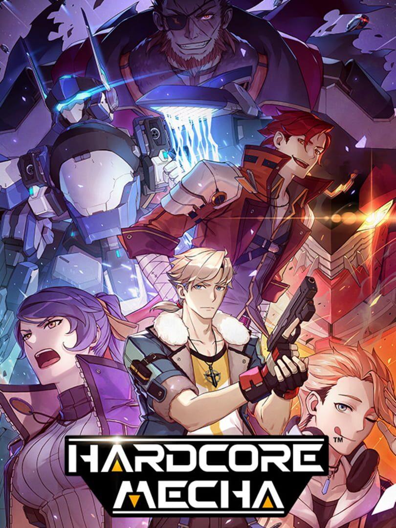 buy Hardcore Mecha cd key for all platform