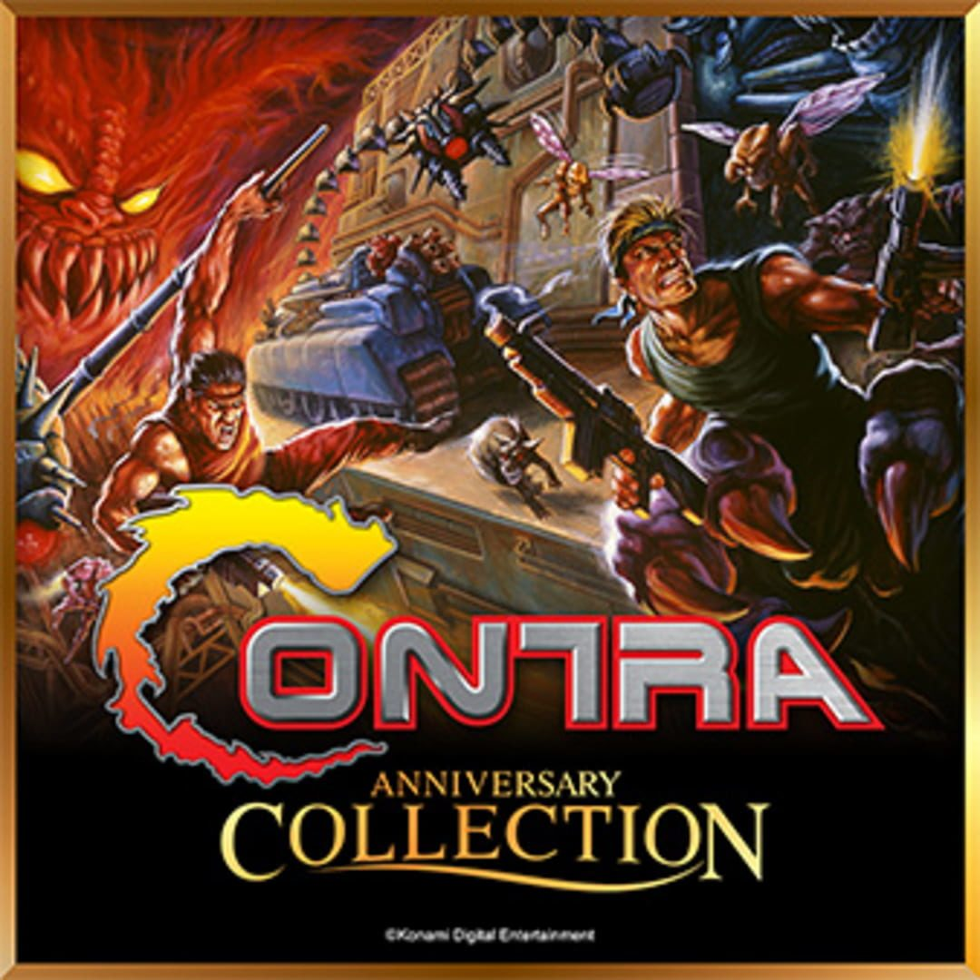 buy Contra Anniversary Collection cd key for all platform