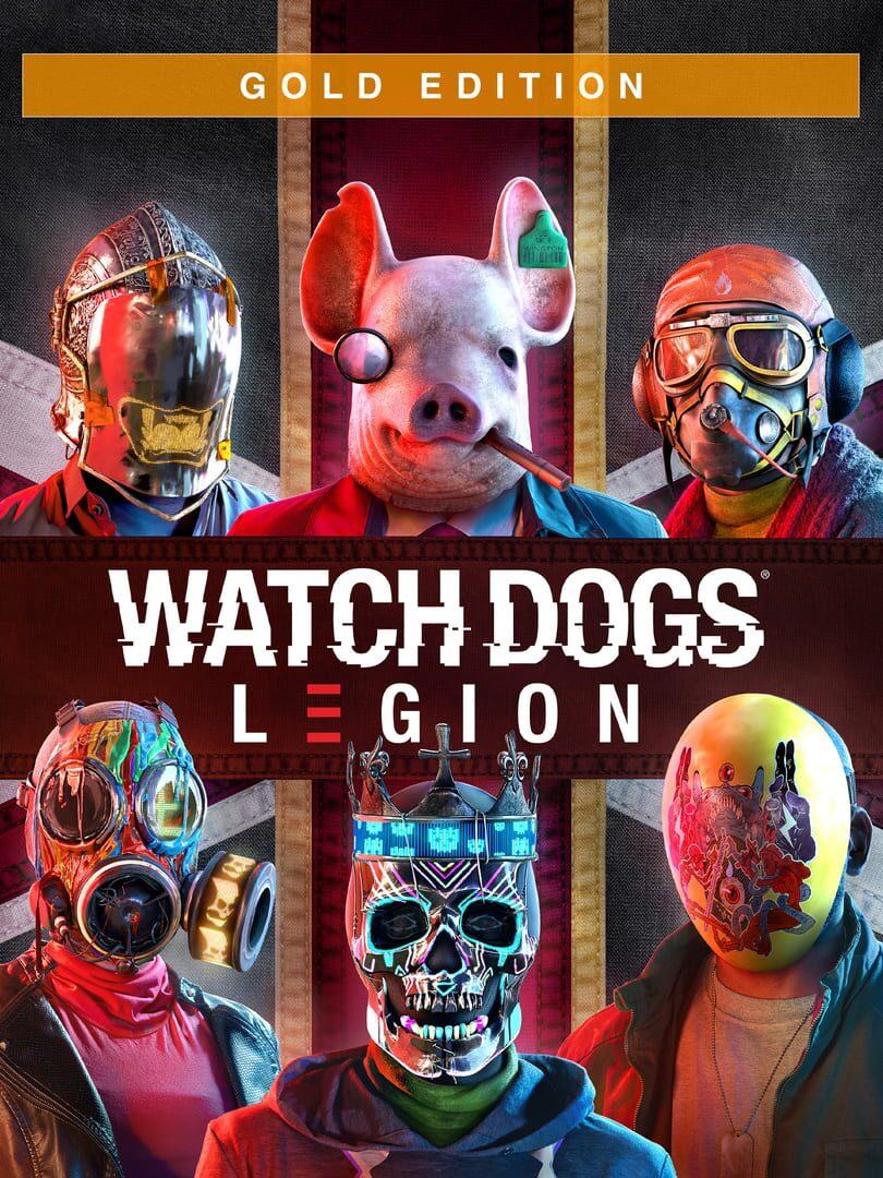 buy Watch Dogs Legion - Gold Edition cd key for all platform