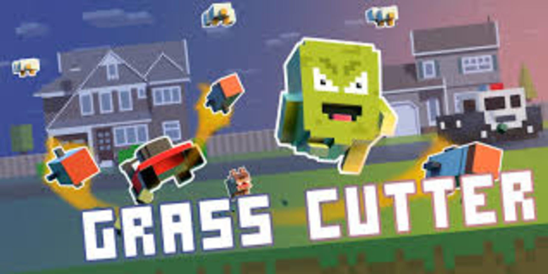 buy Grass Cutter - Mutated Lawns cd key for all platform