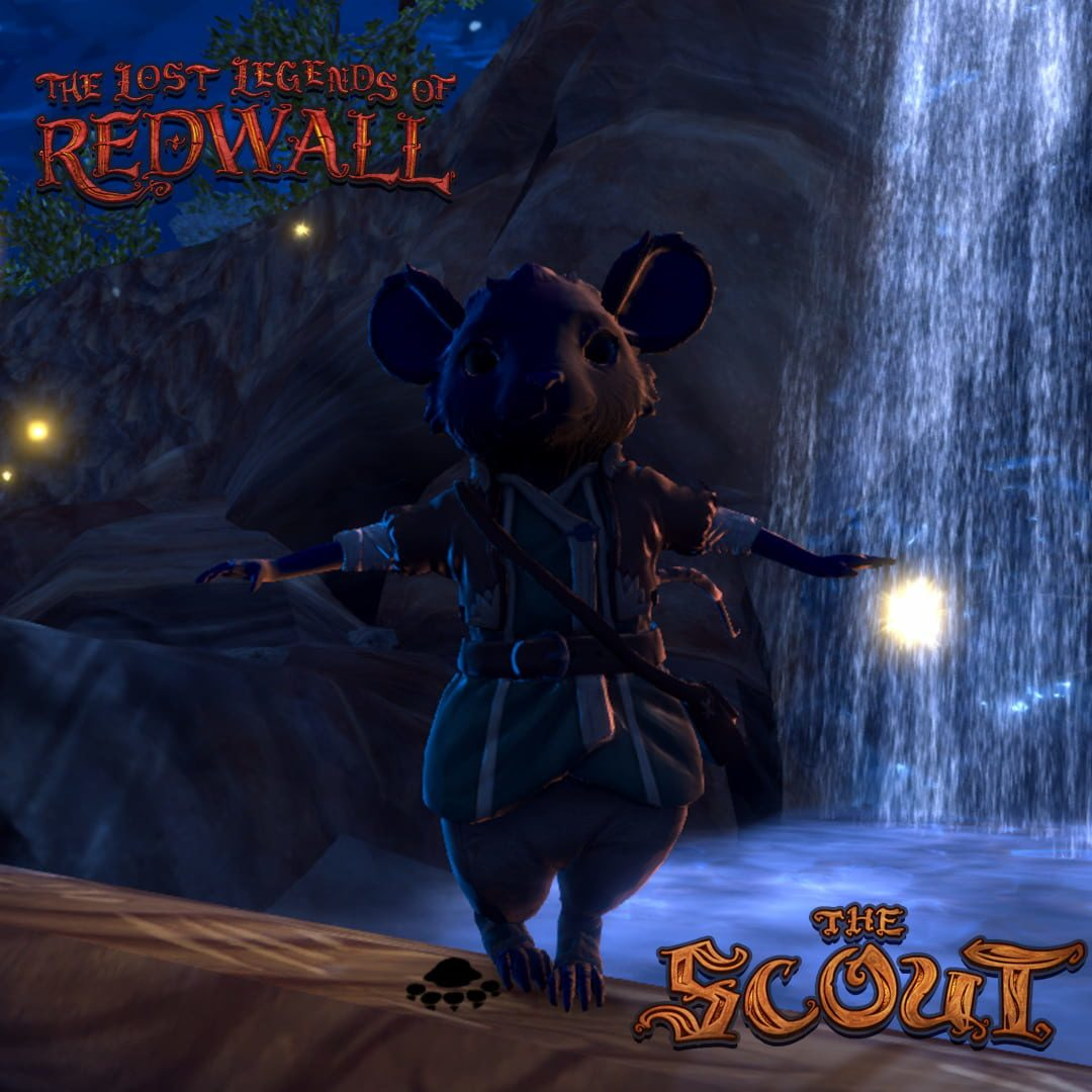 buy The Lost Legends of Redwall : The Scout cd key for all platform