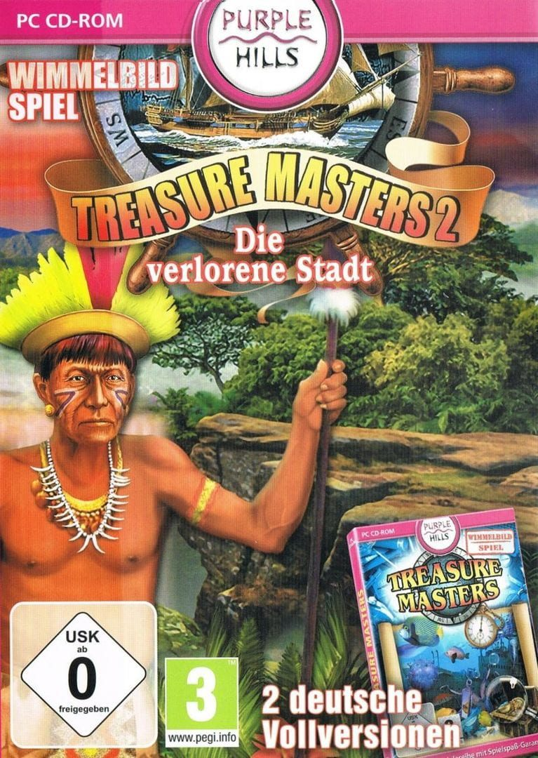 buy Treasure Masters, Inc.: The Lost City cd key for all platform